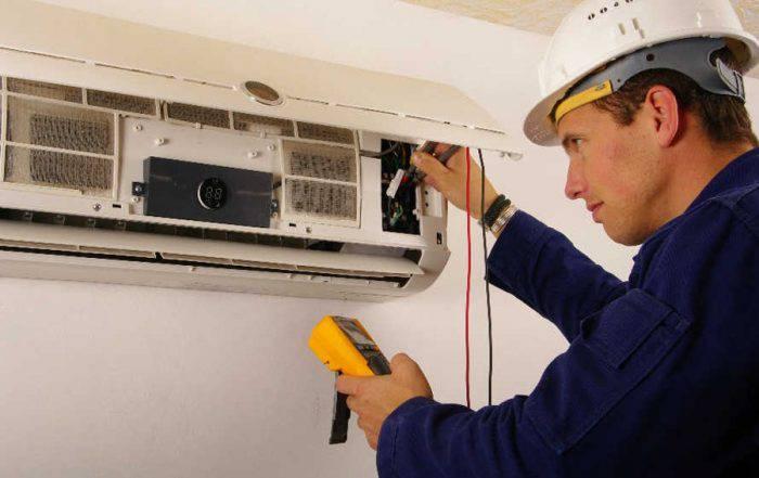 sửa chữa điều hòa tại nhà ở hải phòng