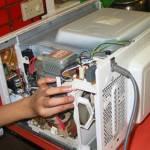 Sửa chữa lò vi sóng tại Hải Phòng