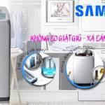 sửa chữa bảo hành máy giặt SAMSUNG ở hải phòng