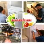 sửa chữa tủ lạnh sanyo tại hải phòng