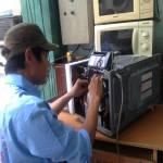 Sửa Chữa Bảo Hành Lò Vi Sóng Sanyo Tại Hải Phòng