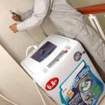 sửa chữa máy giặt toshiba tại hải phòng