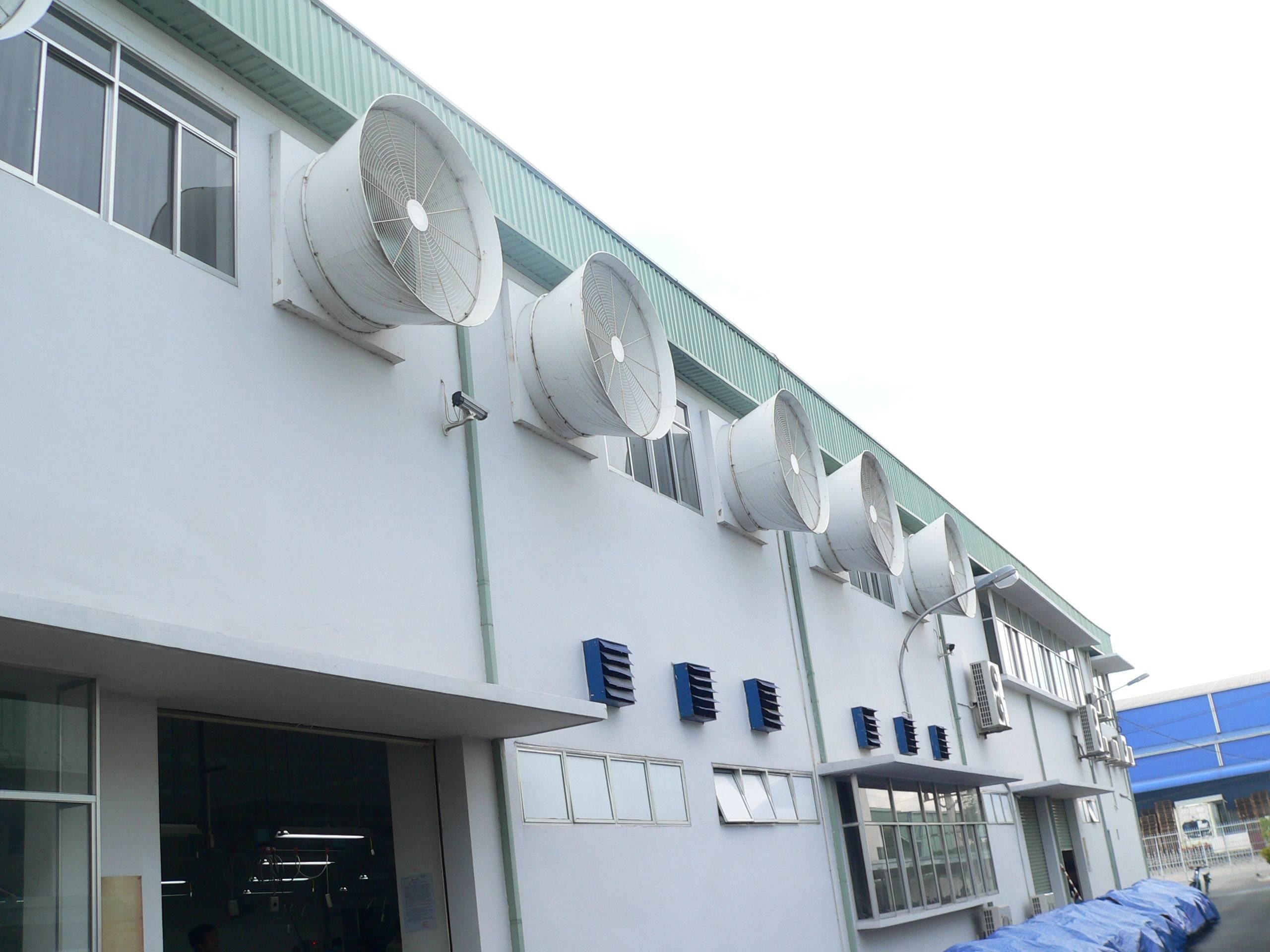 lắp điều hòa công nghiệp hải phòng