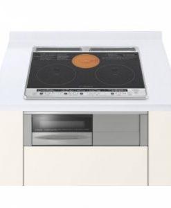 Bếp từ Hitachi HT-H6S hai từ một hồng ngoại một lò nướng