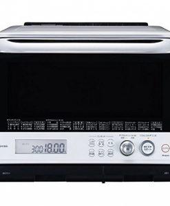 Lò vi sóng Toshiba ER-ND300 (W) đối lưu với nướng vòm đá có bù ẩm