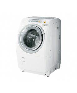 Máy giặt National NA-VR1200 lồng nghiêng động cơ inverter dẫn động trực tiếp giặt 9KG, sấy Block 6KG