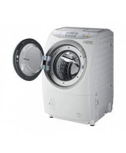 Máy giặt Panasonic NA-VR3500L sấy bằng Block 6KG và giặt 9KG, công nghệ giặt JET Dancing