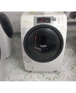 Máy giặt Toshiba TW-Z360 sấy 2 chiều nóng lạnh 6KG và giặt 9KG, inverter chuyển động trực tiếp