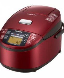 Nồi cơm điện Hitachi RZ-SX180J-R màu đỏ, có áp suất dung tích 1.8l
